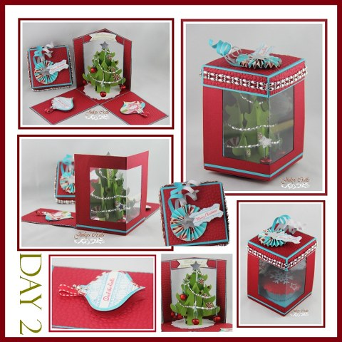 12 Days of Christmas Craft Tutorials (Second Edition) Jinkys Crafts