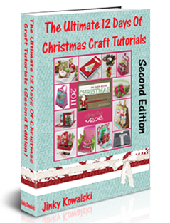 Ultimate 12 Days of Christmas Craft Tutorials