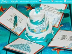 Under The Sea Quinceanera Invitation