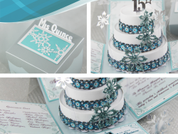 Sheila Winter Wonderland Invitation