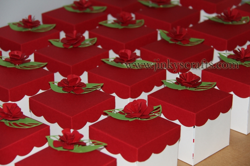Valentine Themed Invitations