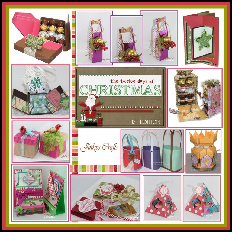 12 day of christmas gifts ideas