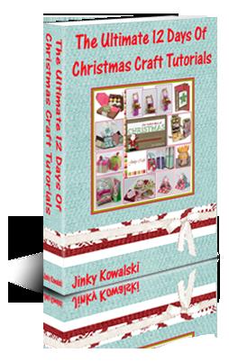 12 Days of Christmas Craft Tutorials (2010 Edition)