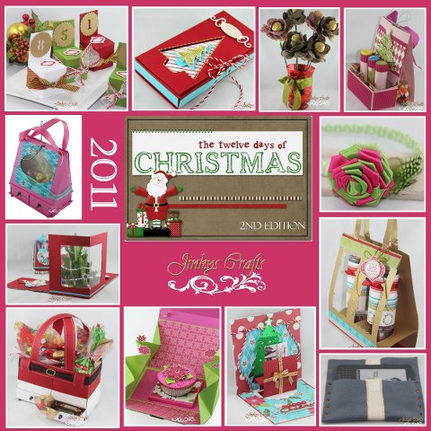 Pin It on Pinterest. Jinkys Crafts  Order Christmas Cards  Ultimate 12  Days ...