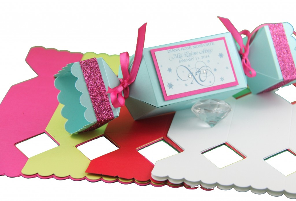 Candy Treat Box KIT - Jinkys Crafts
