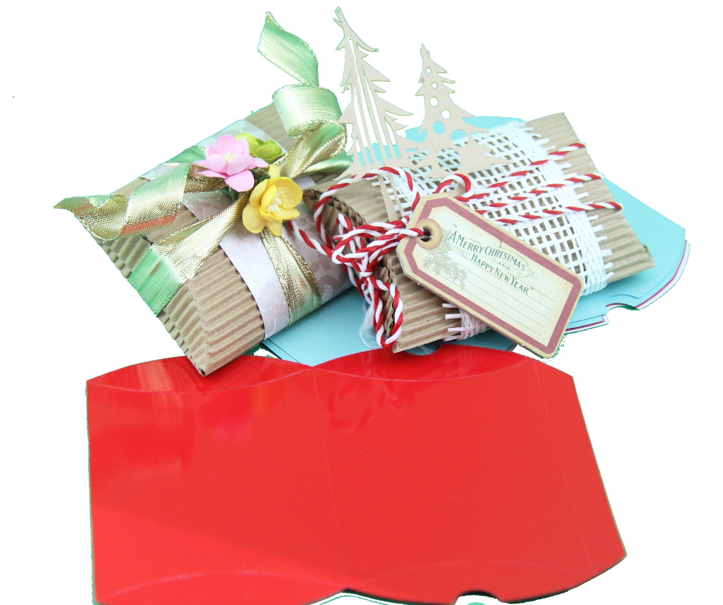 Pillow Gift Box KIT