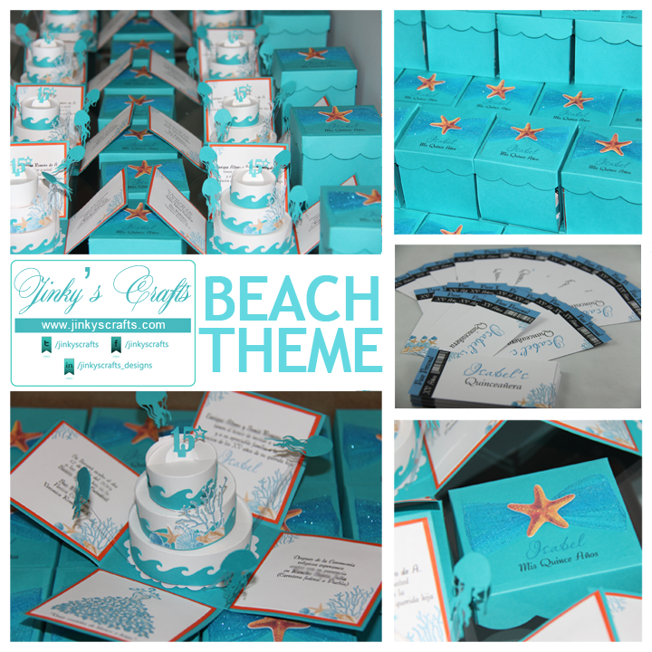 How To Make Your Own Creative BeachUnder The Sea Invitation