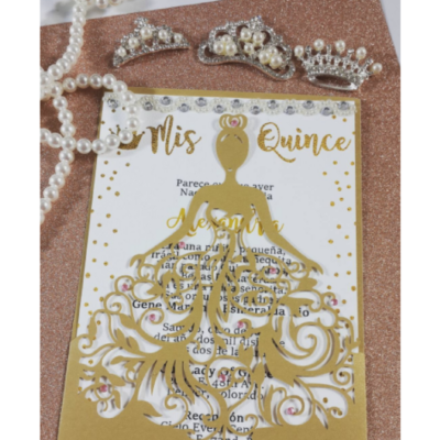 Royal Themed Invitations